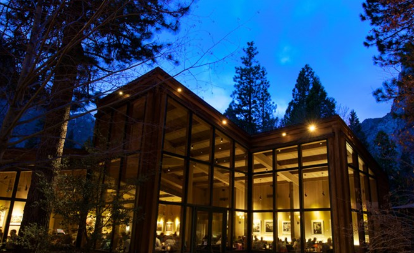 Yosemite Valley Lodge Food Court Menu