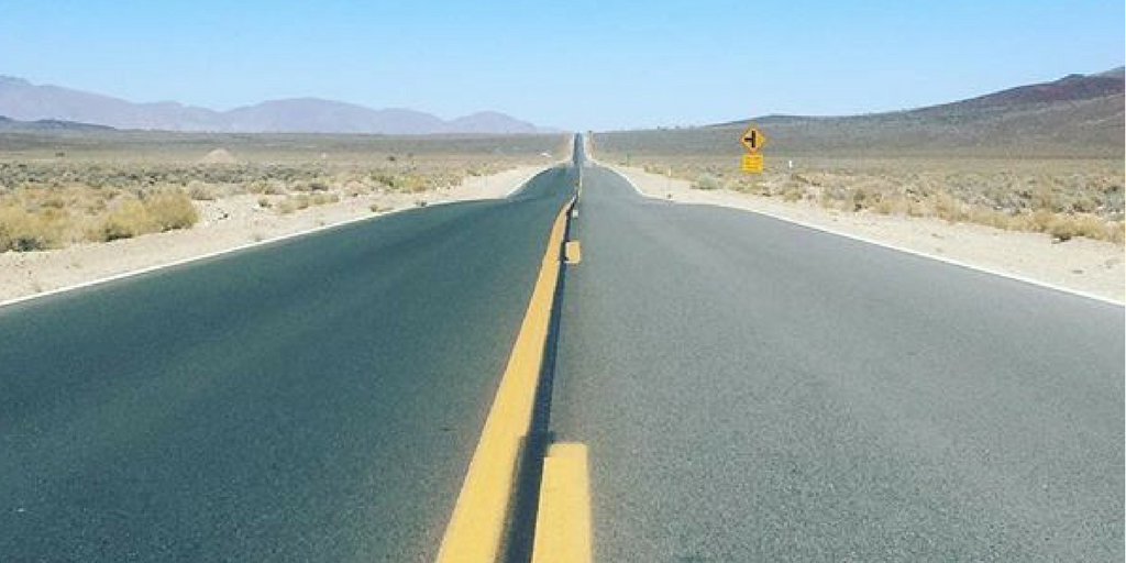 Journeying to Death Valley