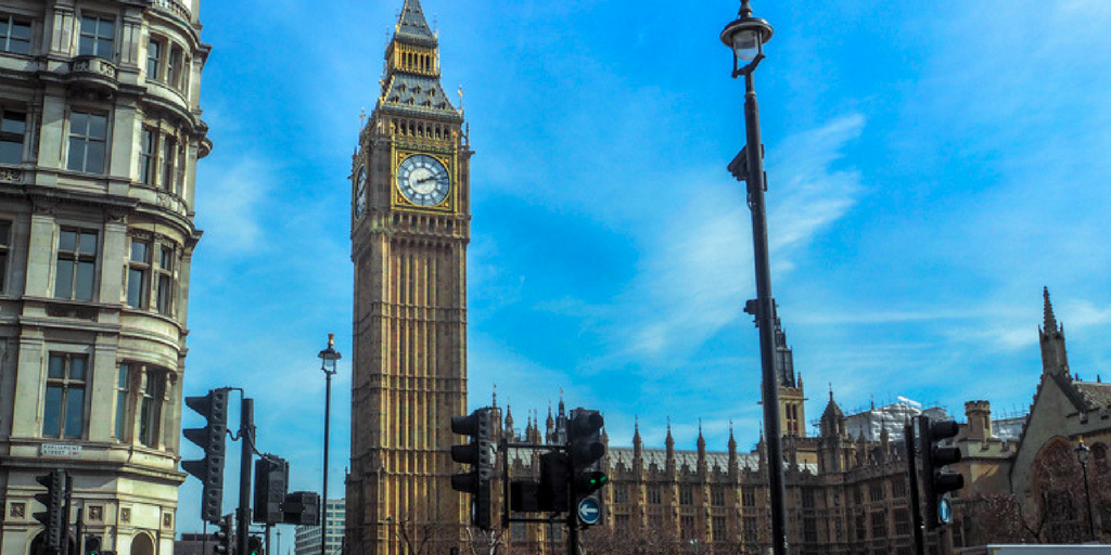 A British Guide to the City of Westminster