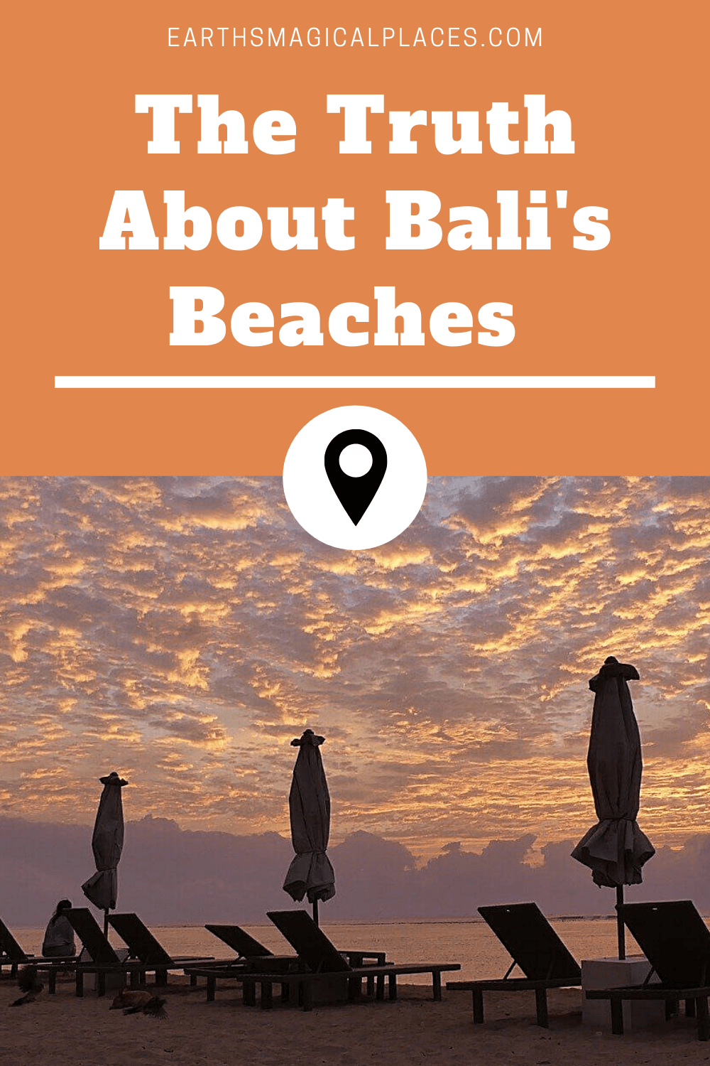 Bali Indonesia is beautiful and picture perfect! But there's another side to Bali's Beaches! Sanur Beach is just one beach in Bali facing a major litter problem! click to Learn more #balitravel #balibeach #baliindonesia #travel