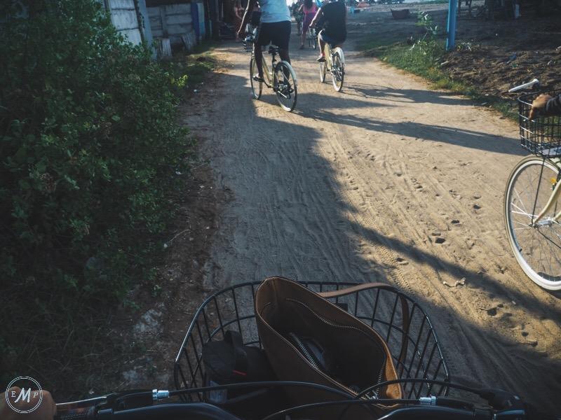 Gili Trawangan Itinerary cycling
