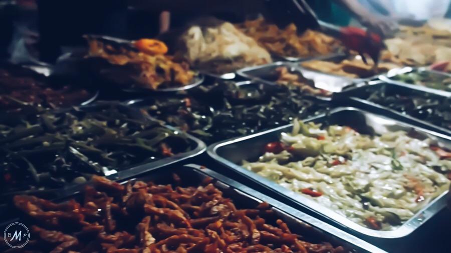 Gili Trawangan Itinerary night market