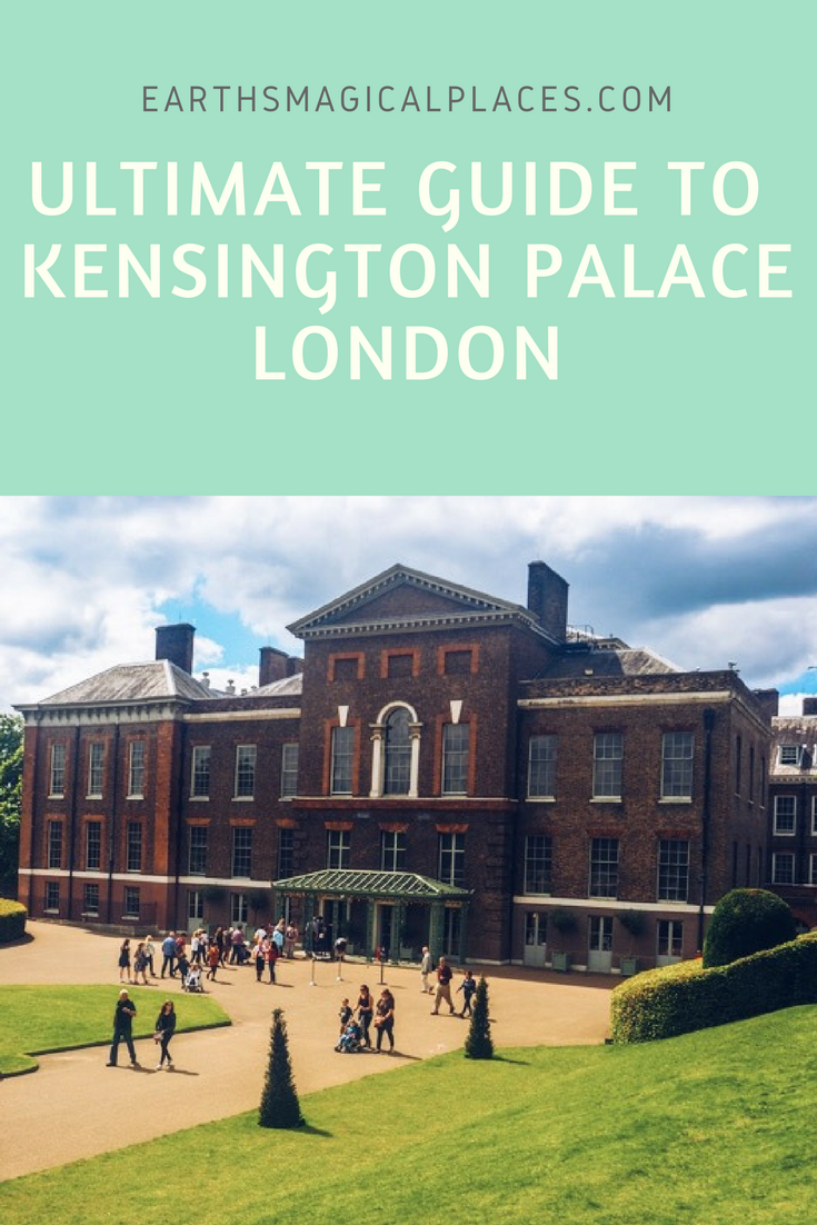 One of the top things to do when travelling to London is to take a trip to the beautiful Kensington Palace! A visit should be on everyone's to do list... So, check out this ultimate guide to its stunning interior, exhibits, gardens, the orangery, and so much more!!