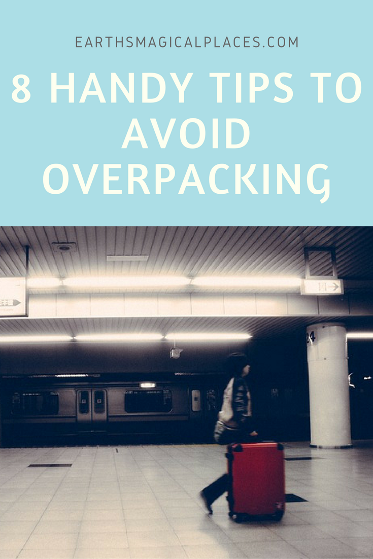 Are you an overpacker? Look no further for advice than this article! It contains the top 10 tips to help you avoid overpacking on your travels. Whether your taking a backpack, suitcase or carry on... What are your waiting for?