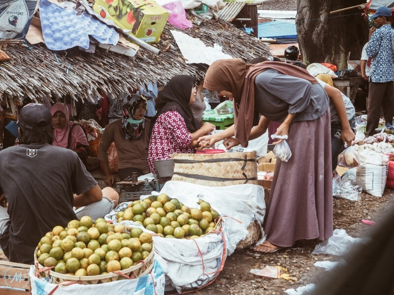 Things to do in Lombok: Ampenan Market
