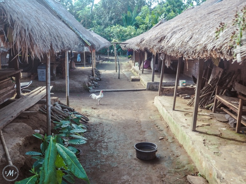 places to visit in lombok: tradtional village