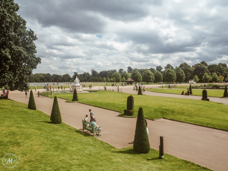Ultimate Guide to Visiting Kensington Palace - Front Lawns at Kensington palace