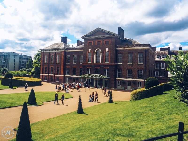 Ultimate guide to visiting Kensington Palace - view of Kensington Palace
