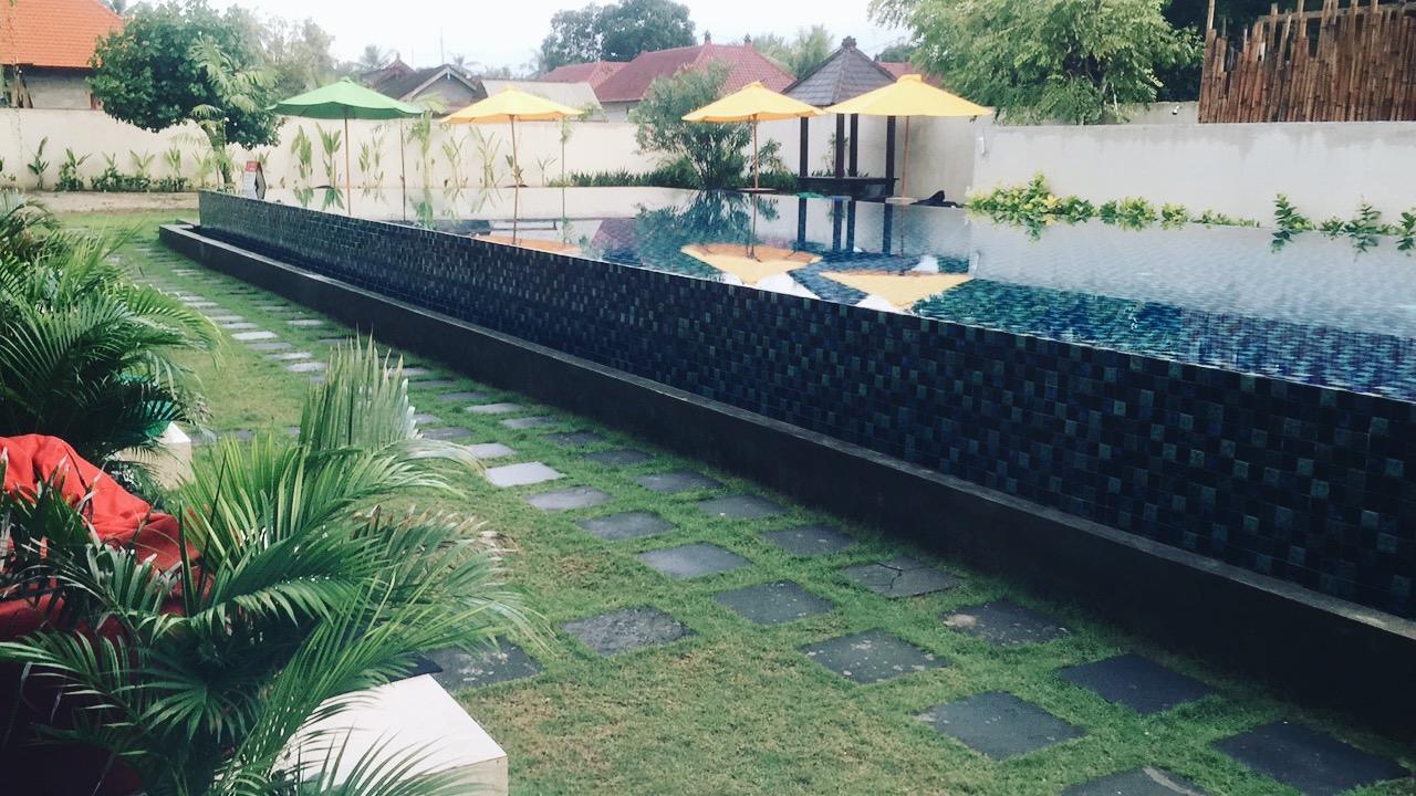 two week itinerary Bali - Nusa Lembongan