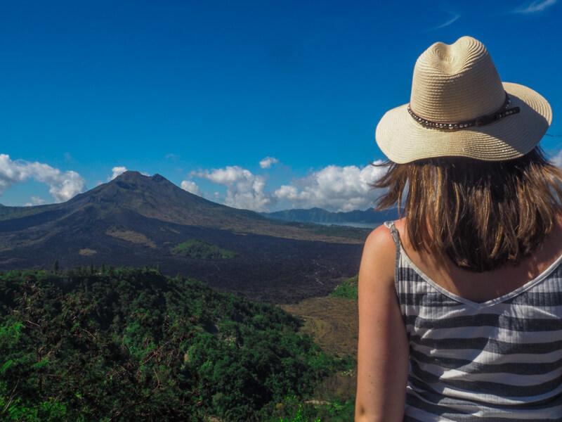 Ubud activities Mount Batur Hike