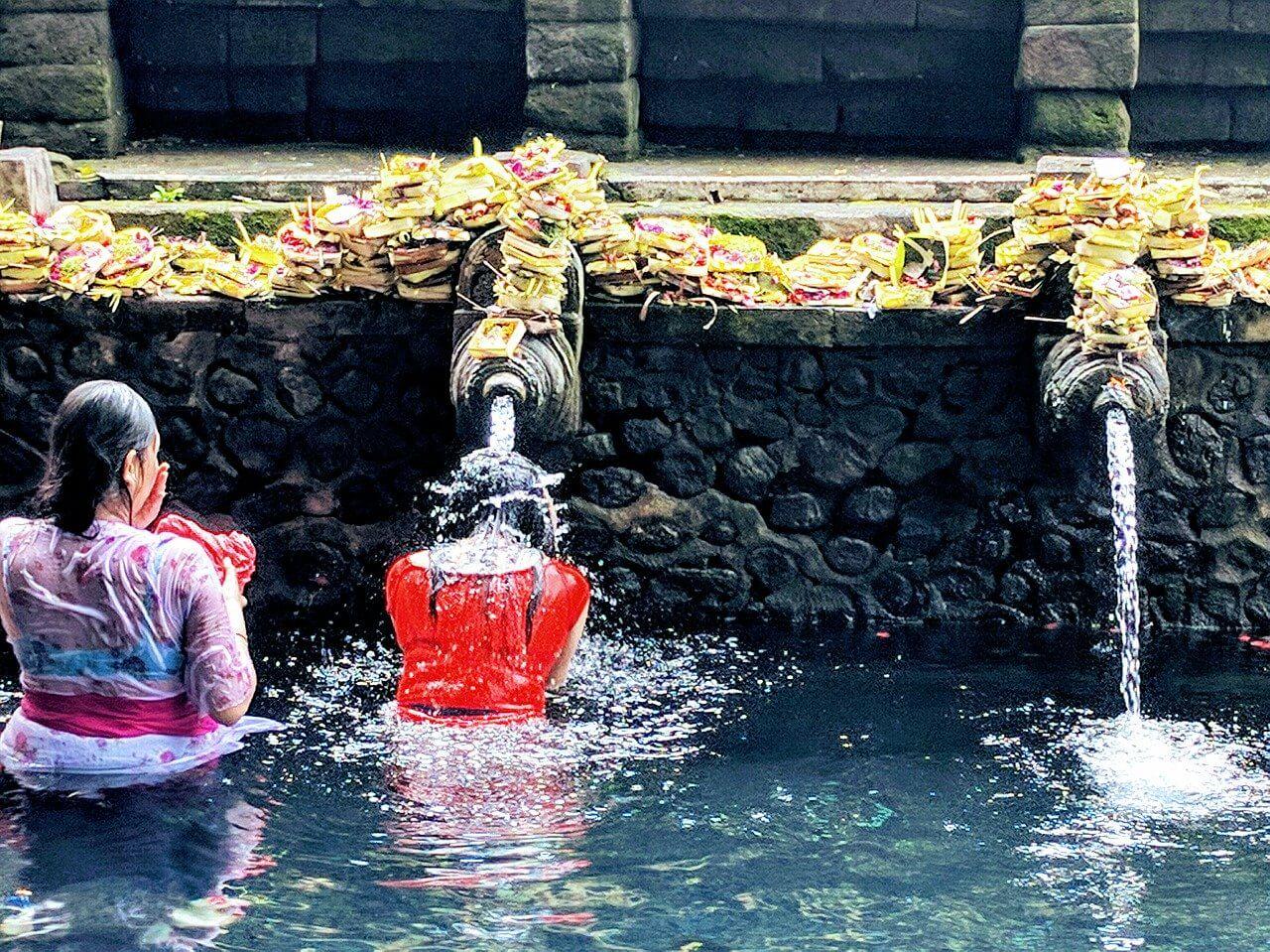 Ubud places to visit Tirta Empul Temple