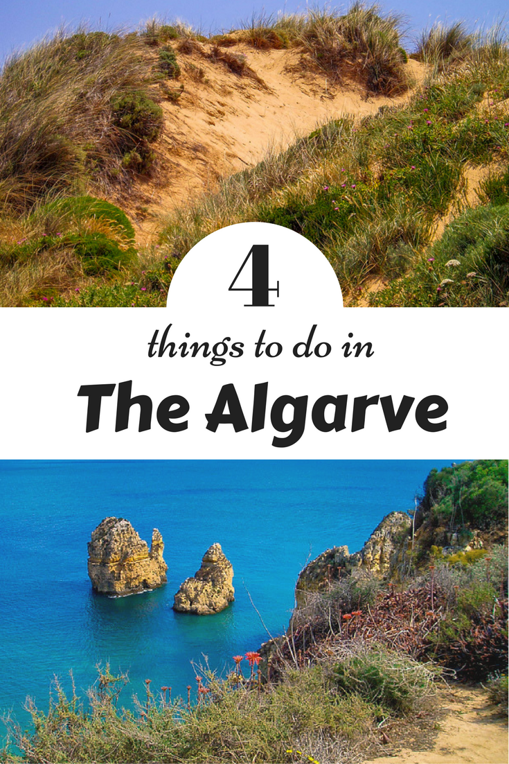 Travelling to the Algarve in Portugal is one of those trips that we should all take! The region is full of stunning beaches and sea caves, making it one of the top travel destinations in Europe! #portugal #travel #algarve #thingstodo