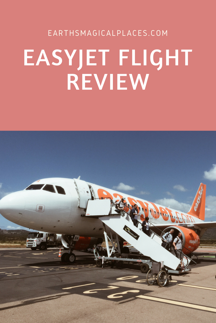 easyjet is a budget airline that operates flights to many airports throughout Europe. This review contains everything you need to know about the airlines: plane, cabin crew and baggage/luggage rules so you can make the most of your holidays abroad! #travelling #AirlineReview #Tips #Europe