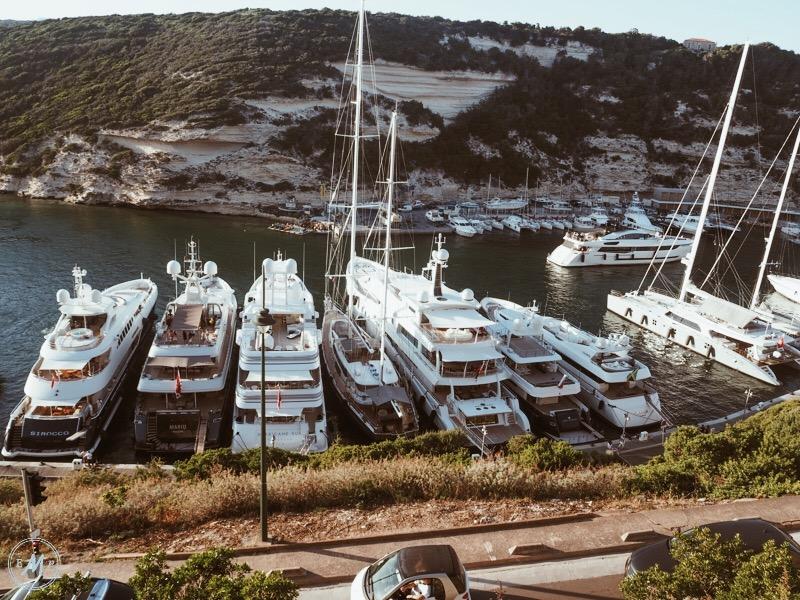 Travel Guide to Bonifacio Corsica 2