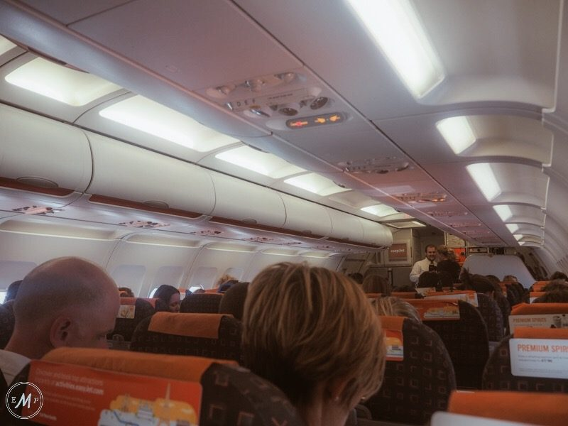 Easyjet flight reviews