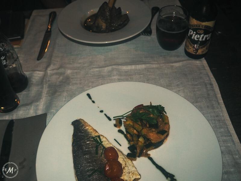 restaurant porto vecchio
