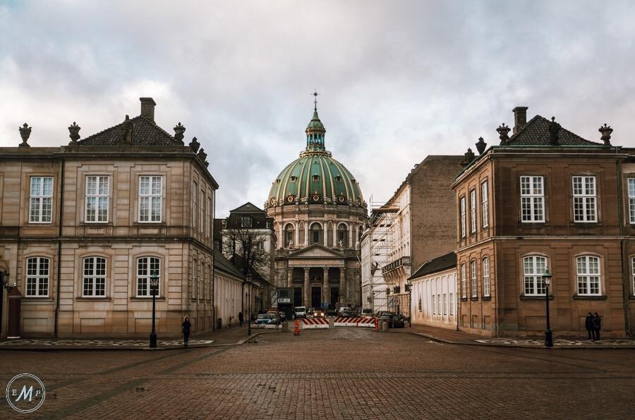 Amalienborg palace tour visit copenhagen