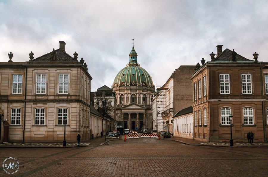 amalienborg palace copenhagen - Copenhagens Royal Attractions