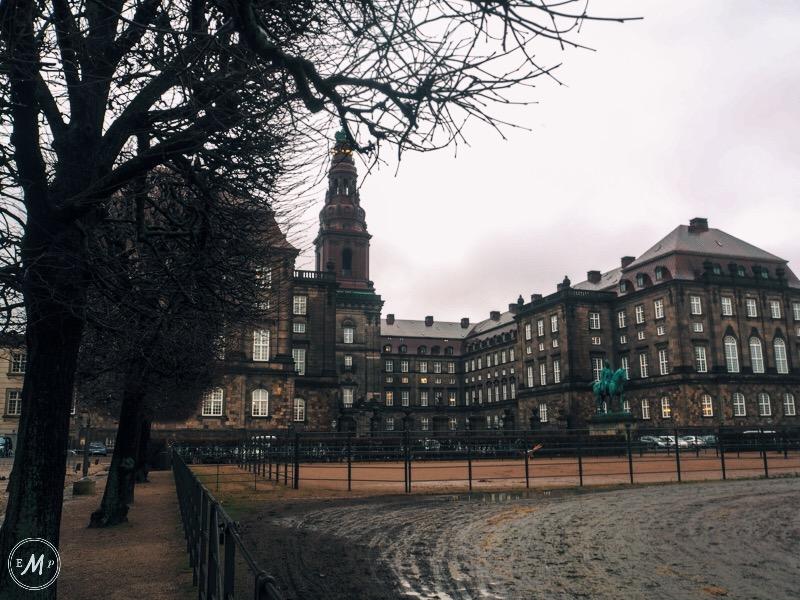 copenhagen palace - Christiansborg palace