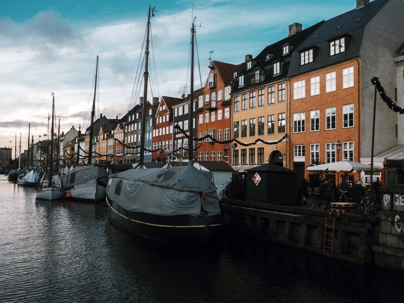 What to do in Copenhagen, visit Nyhavn