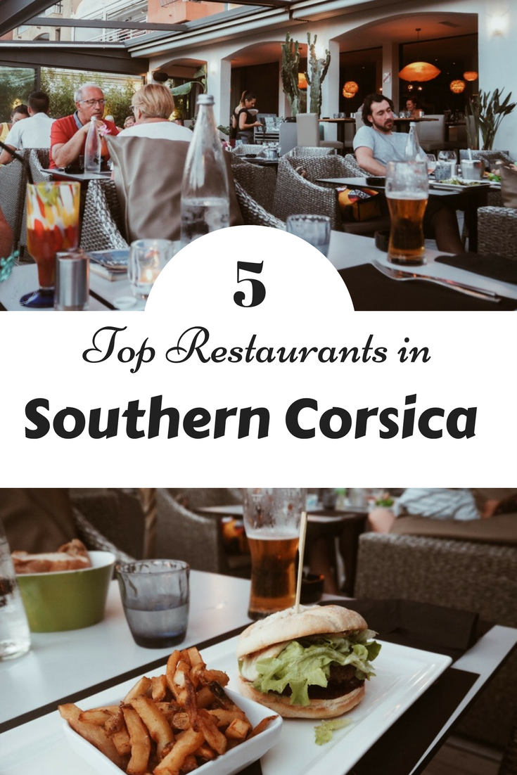 Porto Vecchio is a charming town in Southern Corsica. The area is famed for fabulous mountains and beaches. However the foods even better! Check out this list of this little French Towns best restaurants... #Europe #Travel #Food