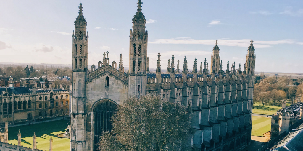 Kings College Chapel (Cambridge day trip)