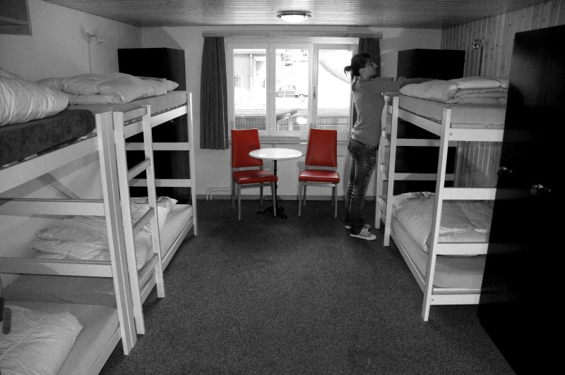 My First Hostel Experience- hostel tips