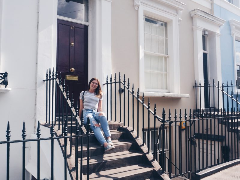 exploring notting hill - pretty streets 2