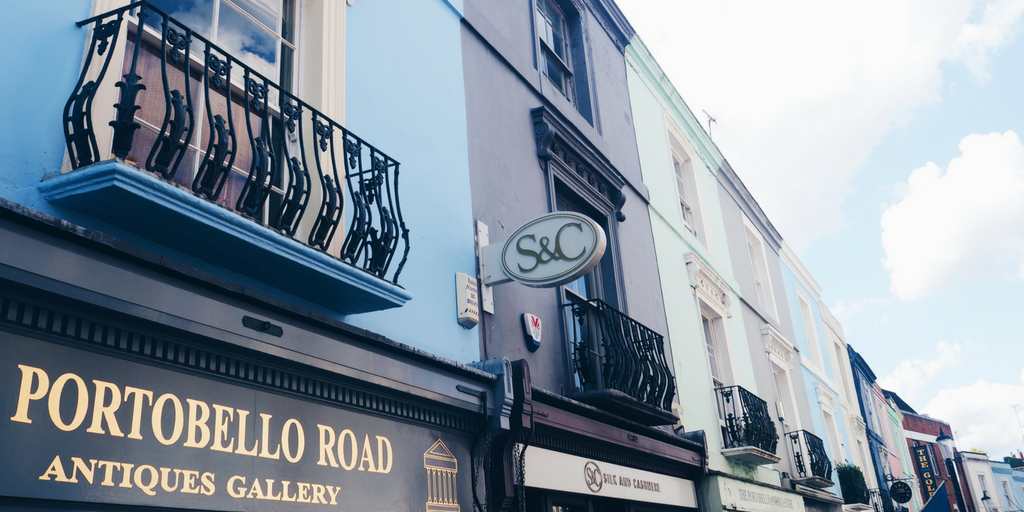 What to see in Notting Hill London, Notting Hill Guide