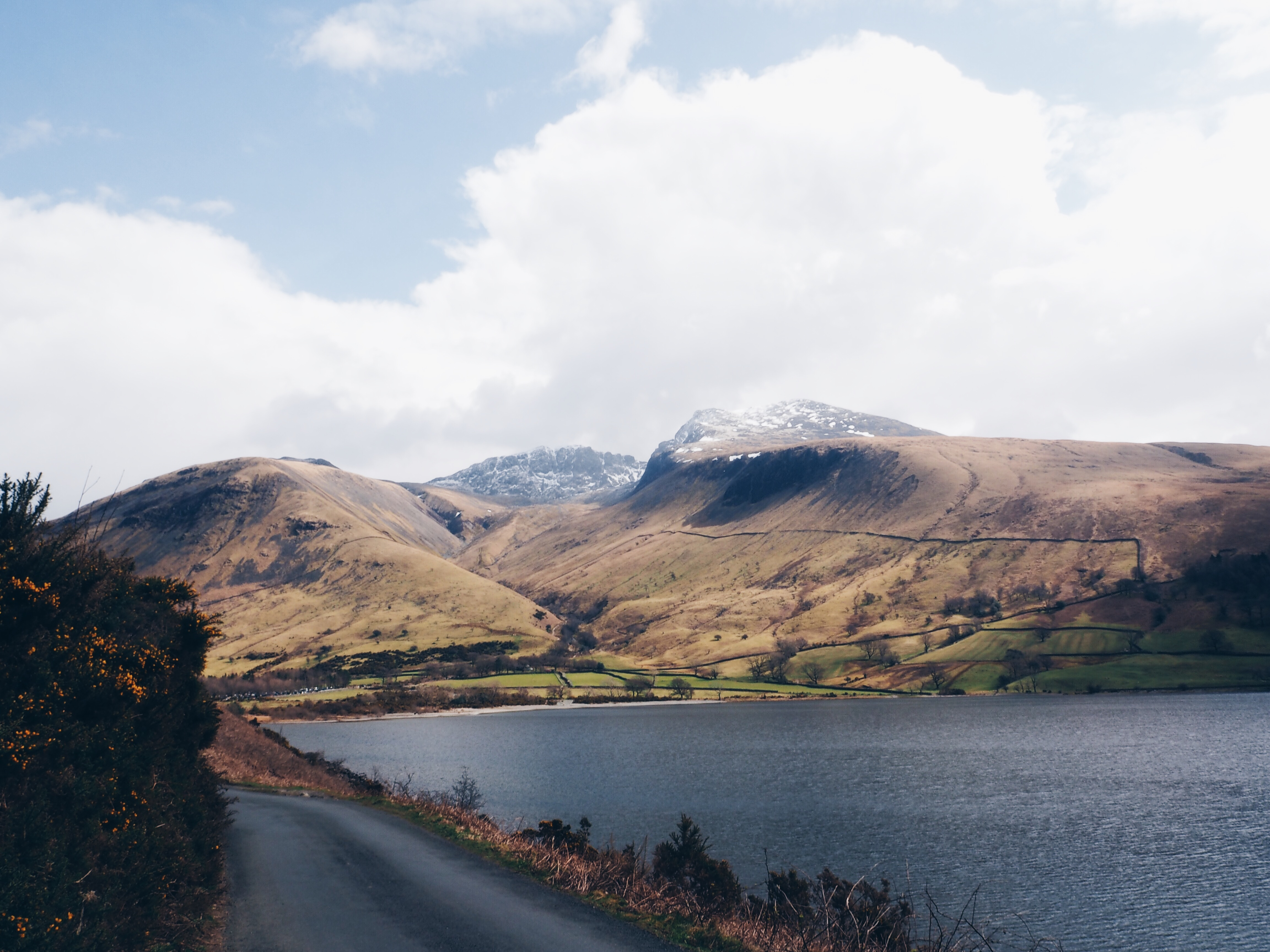 Things to do in the lake district scafell pike