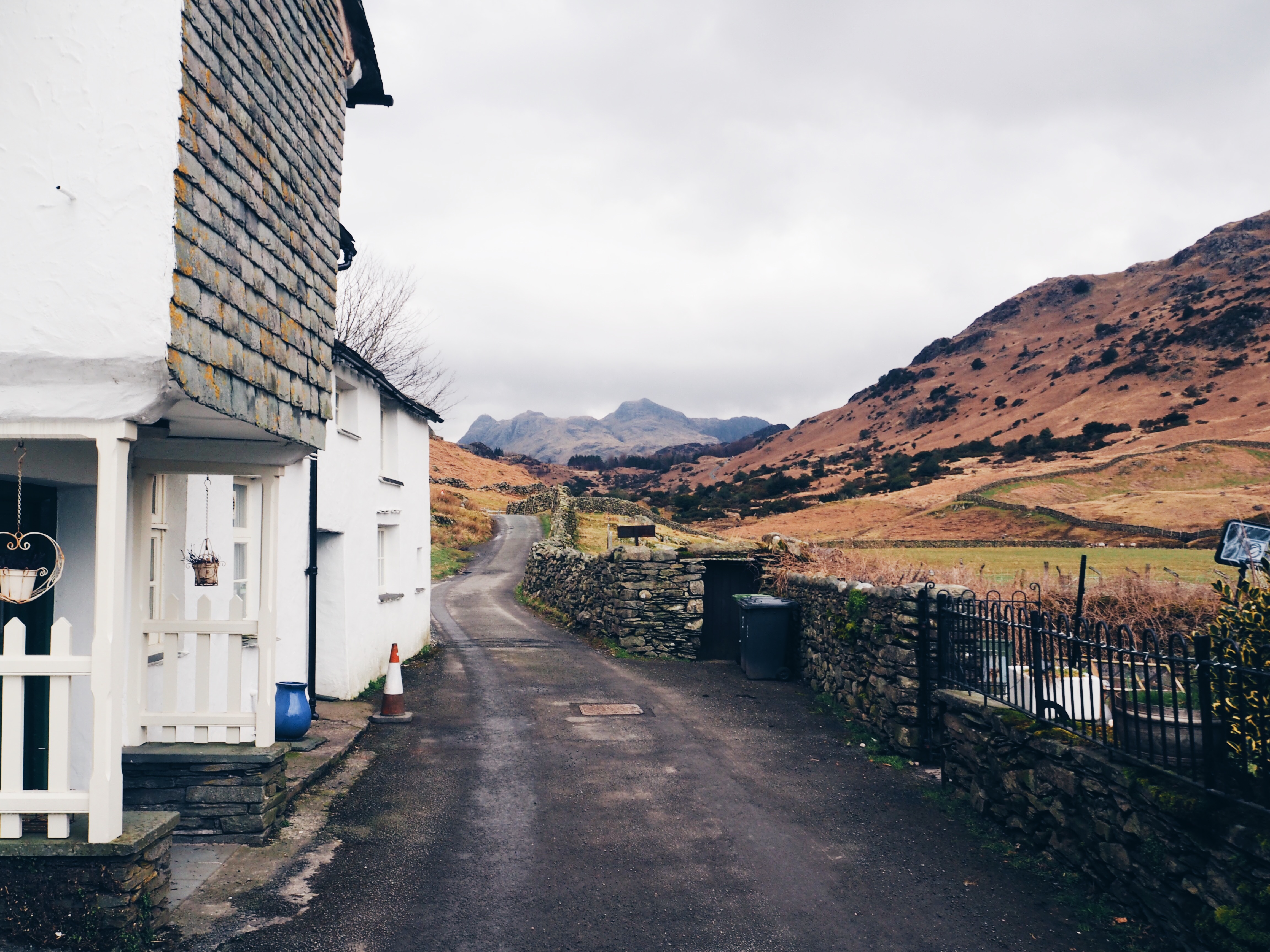 Things to do in the lake district Hardknott pass