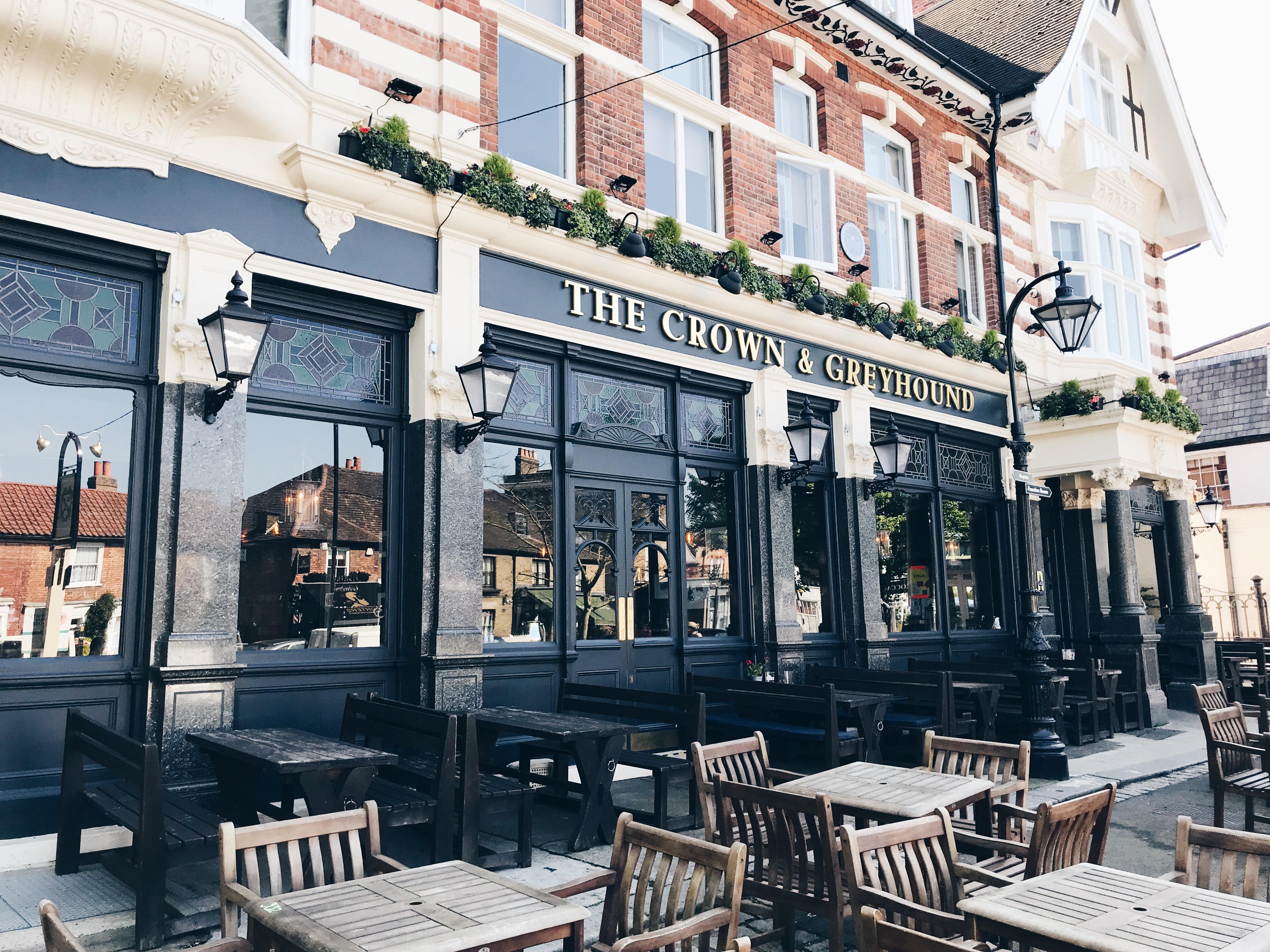 Dulwich Village Pub