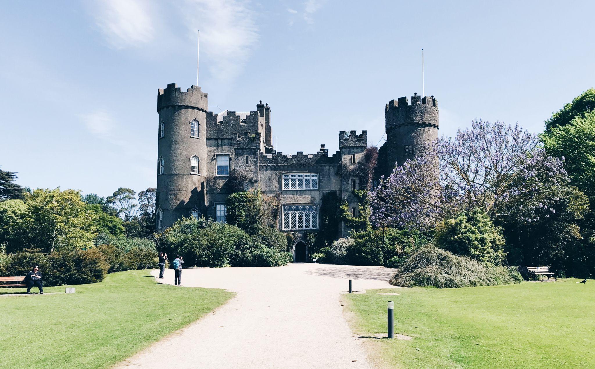 Budget Ireland Itinerary - Malahide Castle