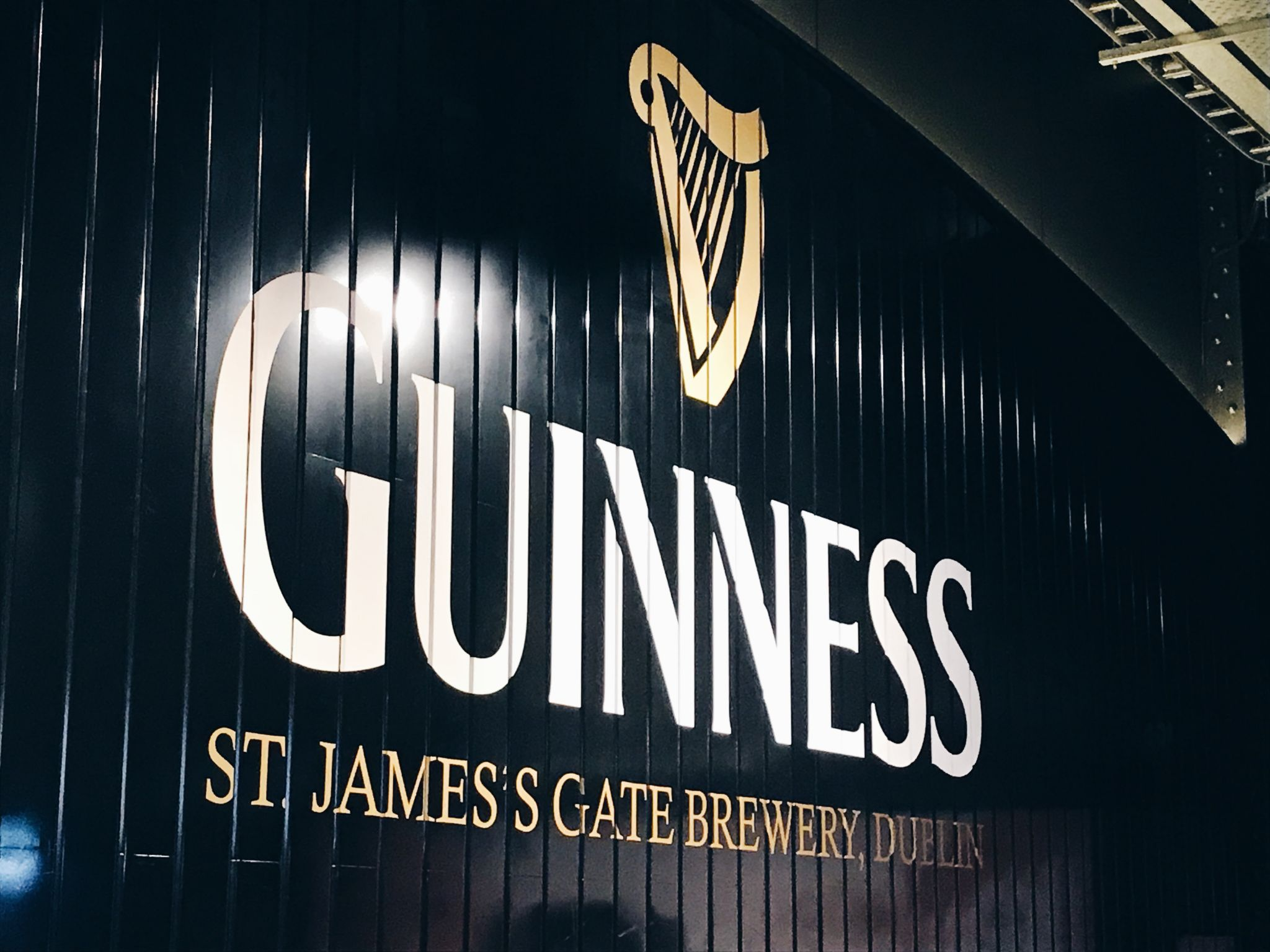 Must see places in Ireland - Guinness Storehouse