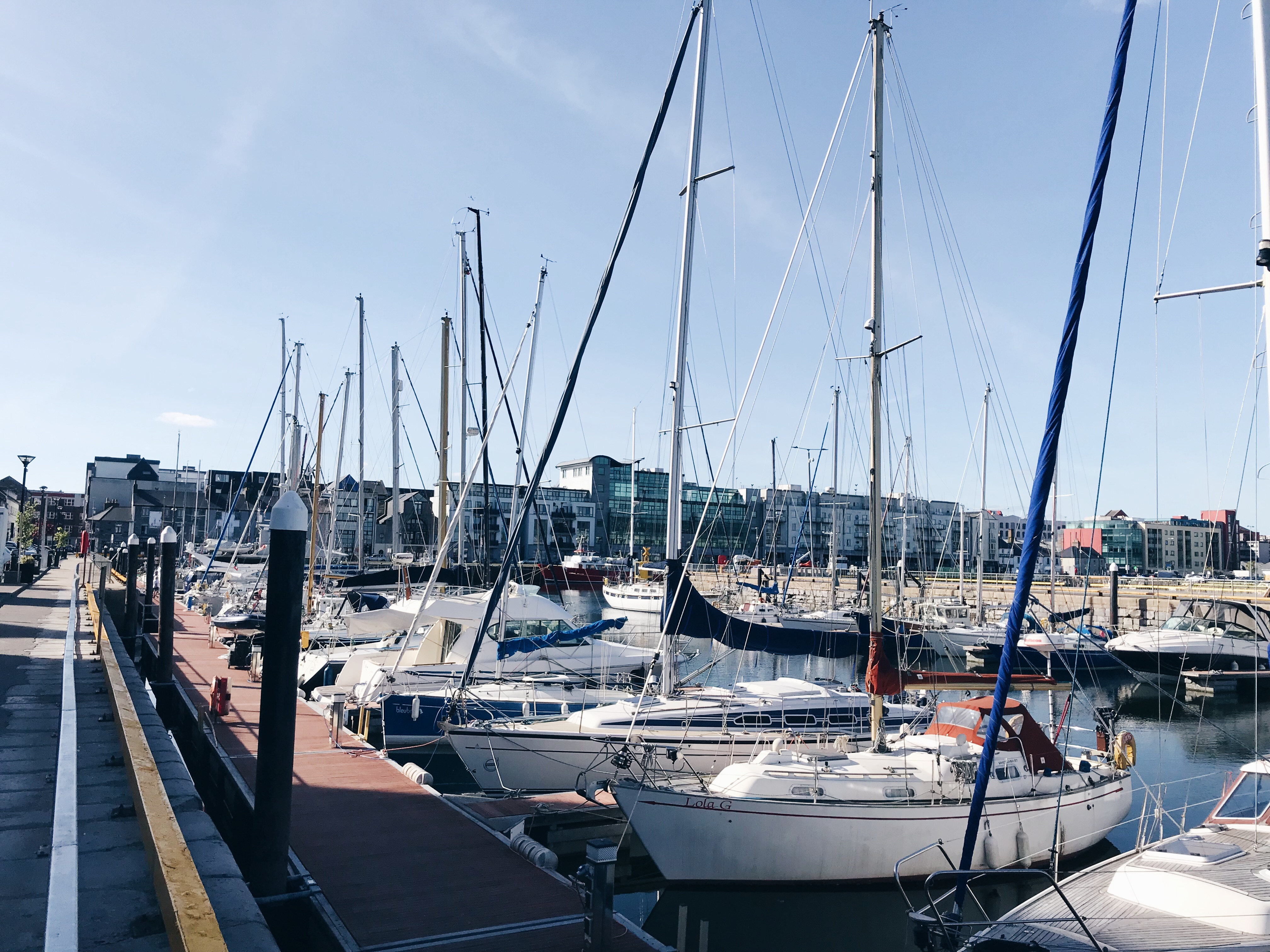 Galway Harbour, things to do in galway ireland