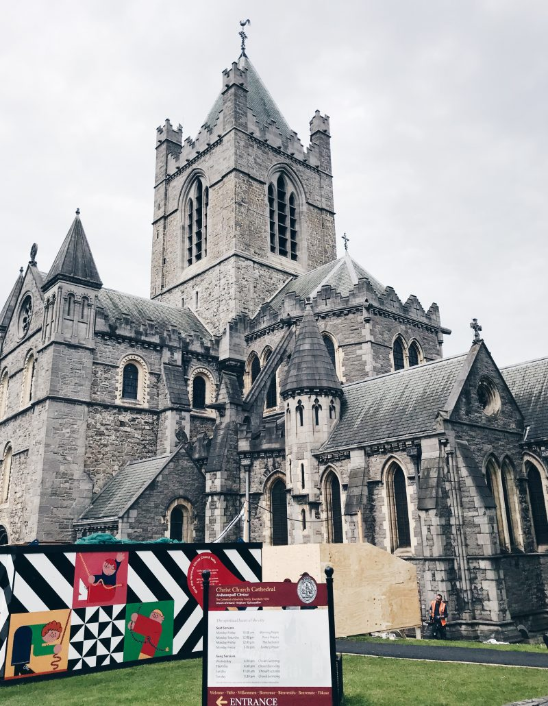 Christ-Church Cathedral - Dublin Sightseeing