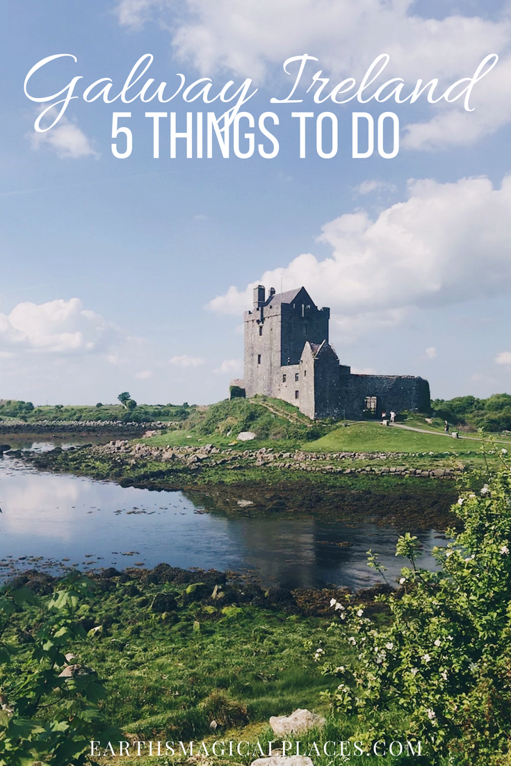 Looking for things to do in Galway Ireland? Then read this post! Galway Ireland is full of things to do. For example, the charming city has many pubs to enjoy! More than this, its location close to the countryside and the cliffs of moher mean it's the perfect base to explore more of Ireland from. #Galway #Ireland #Thingstodo