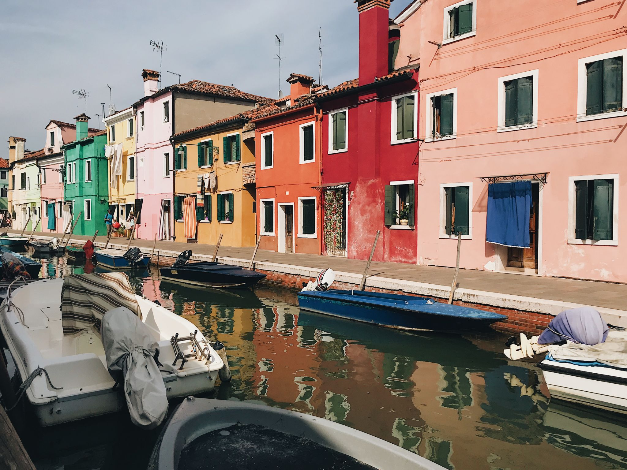 day trips from Venice - Burano island