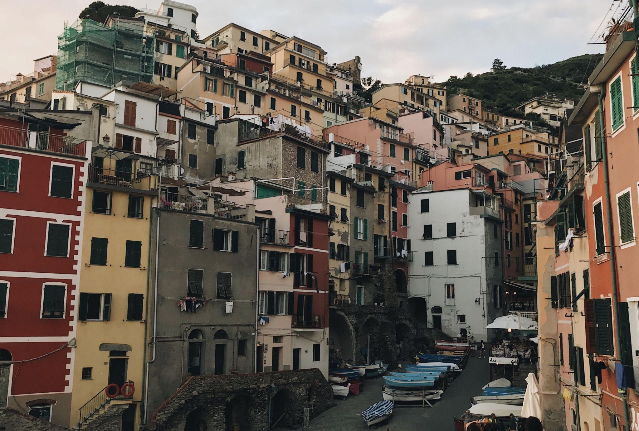 Riomaggiore Cinque Terre: