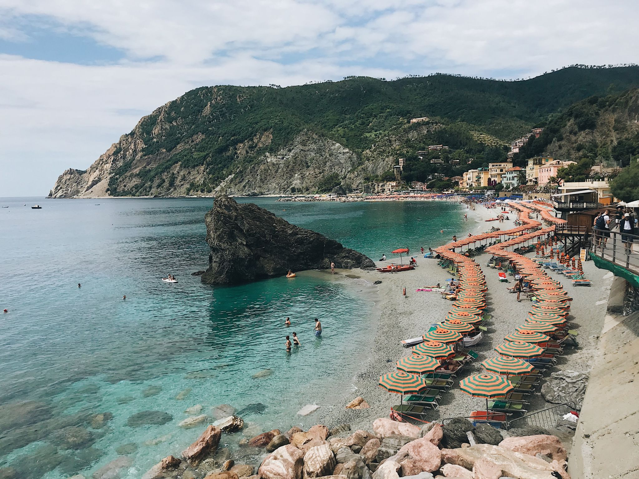 Italy holiday destinations Cinque Terre