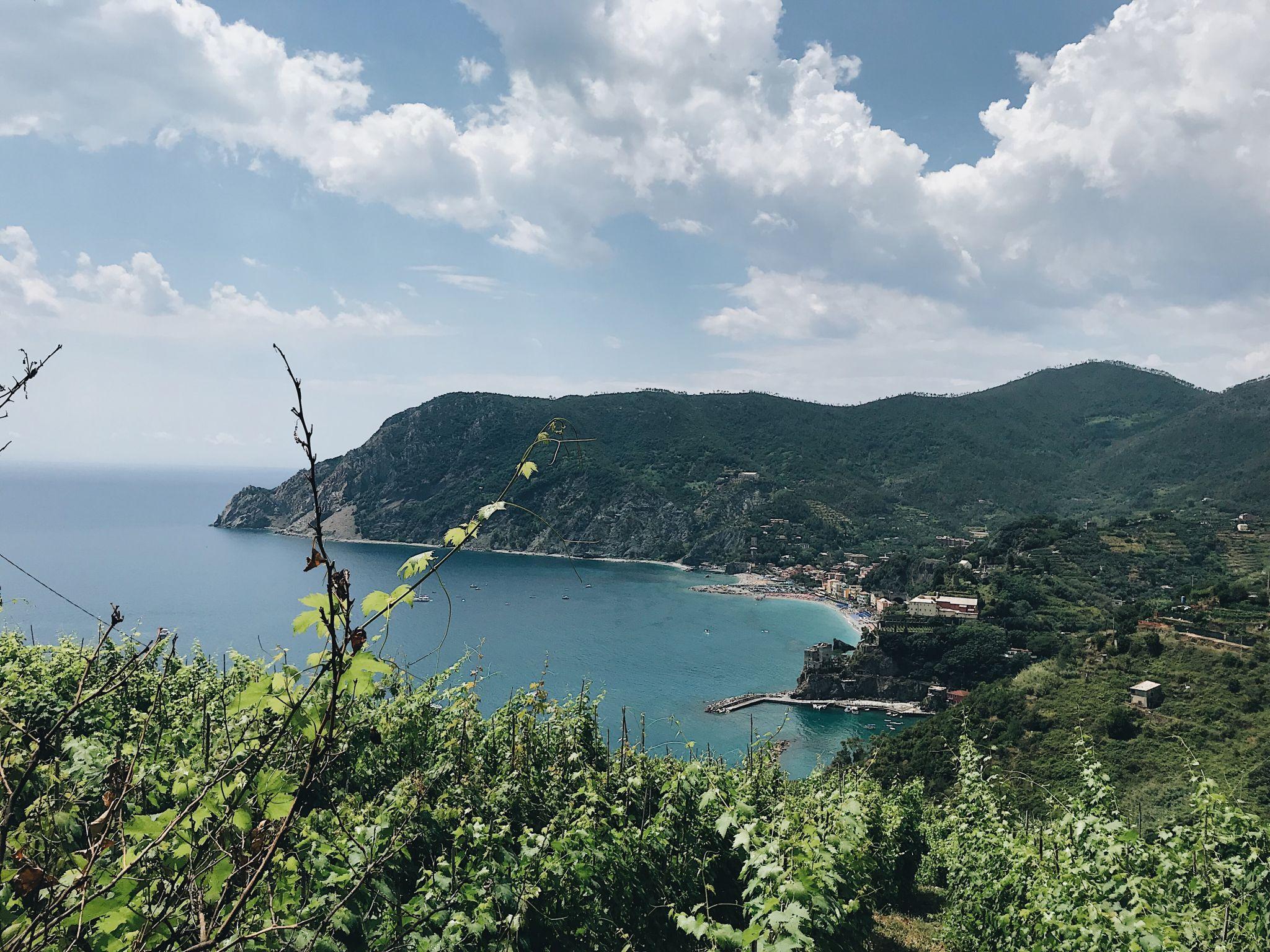 Cinque Terre walk - Monterosso to Vernazza