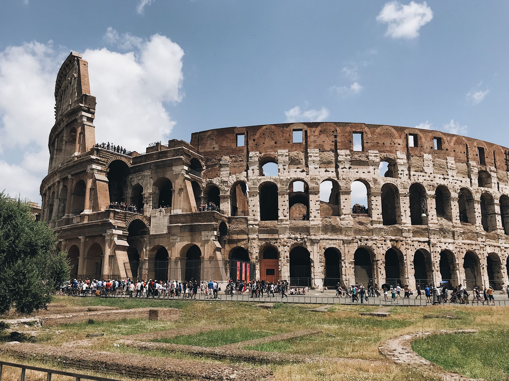 What to see in rome Colloseum