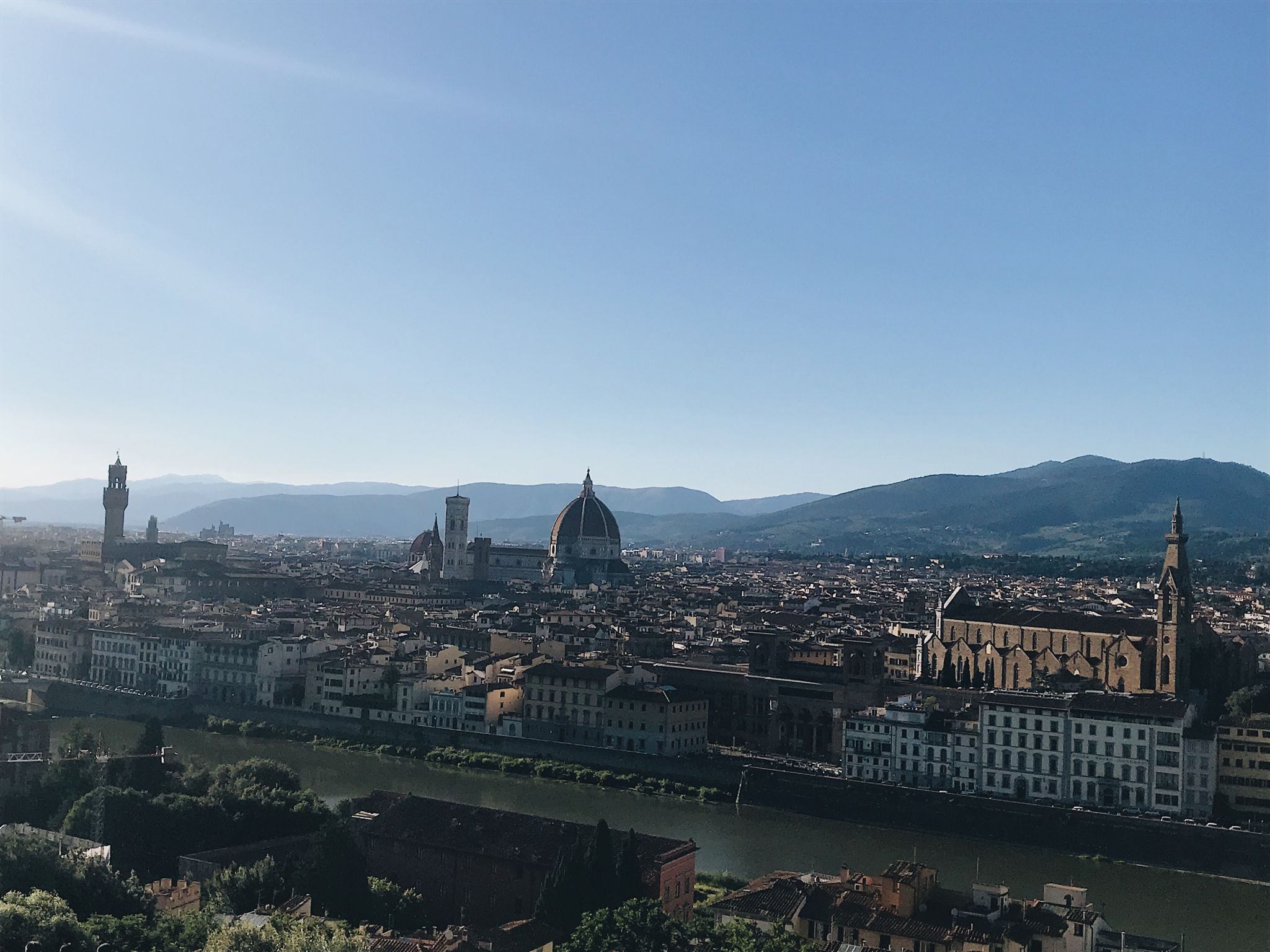 Things to see in Florence Piazzale Michelangelo