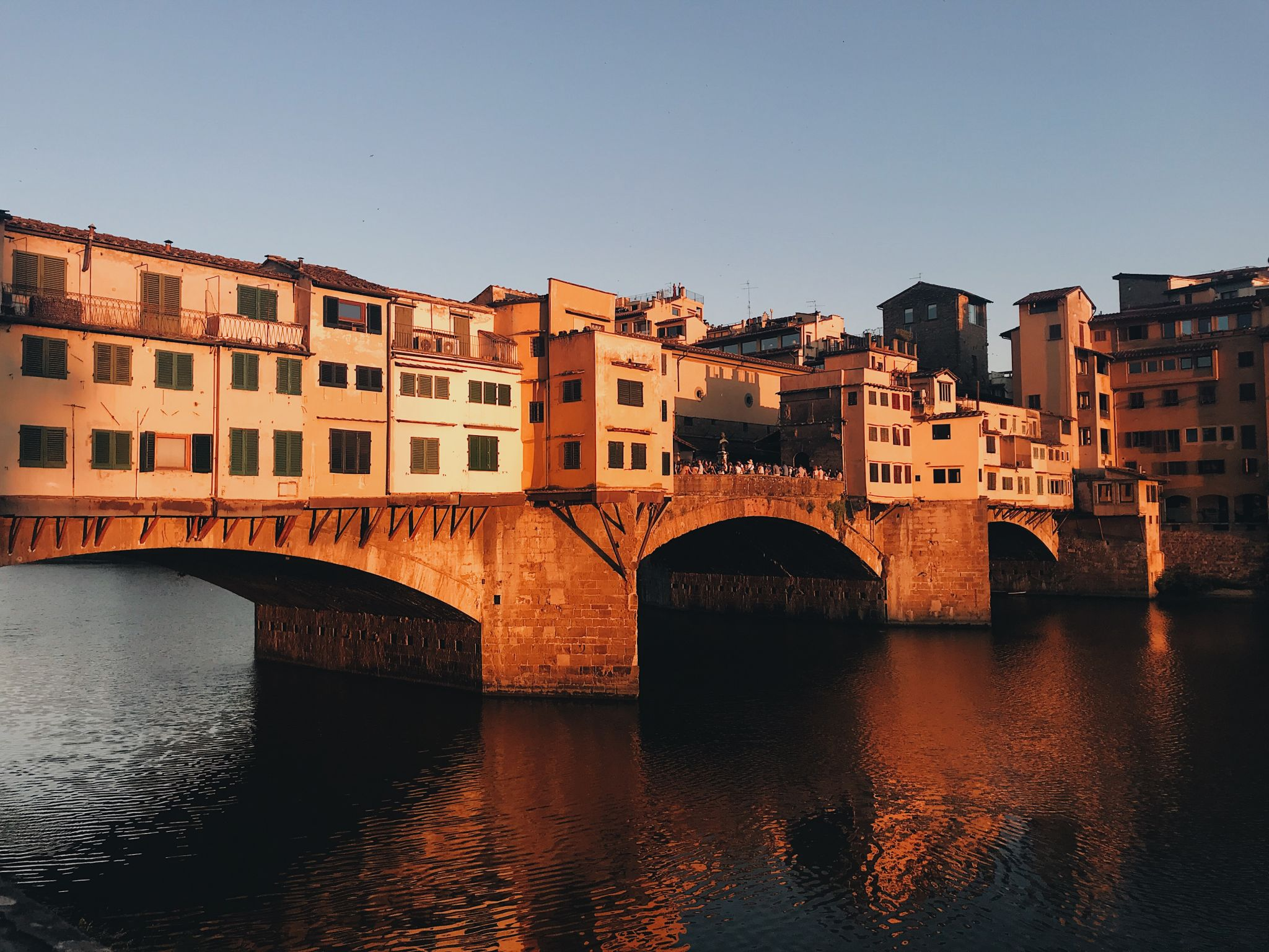 Ponte Vecchio bridge Things to do in Florence