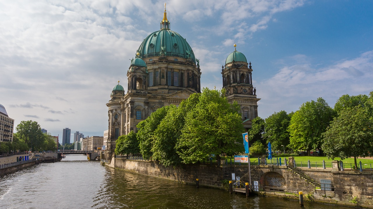 Things to do in Berlin germany, cathedral