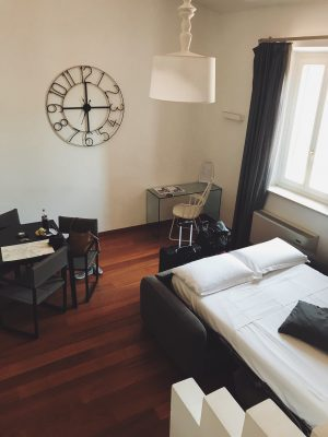 A week in rome where to stay