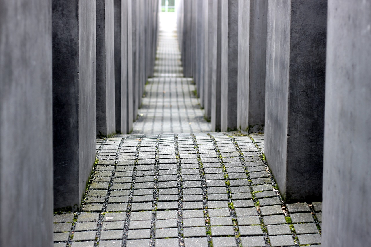 Holocaust Memorial places to visit in Berlin