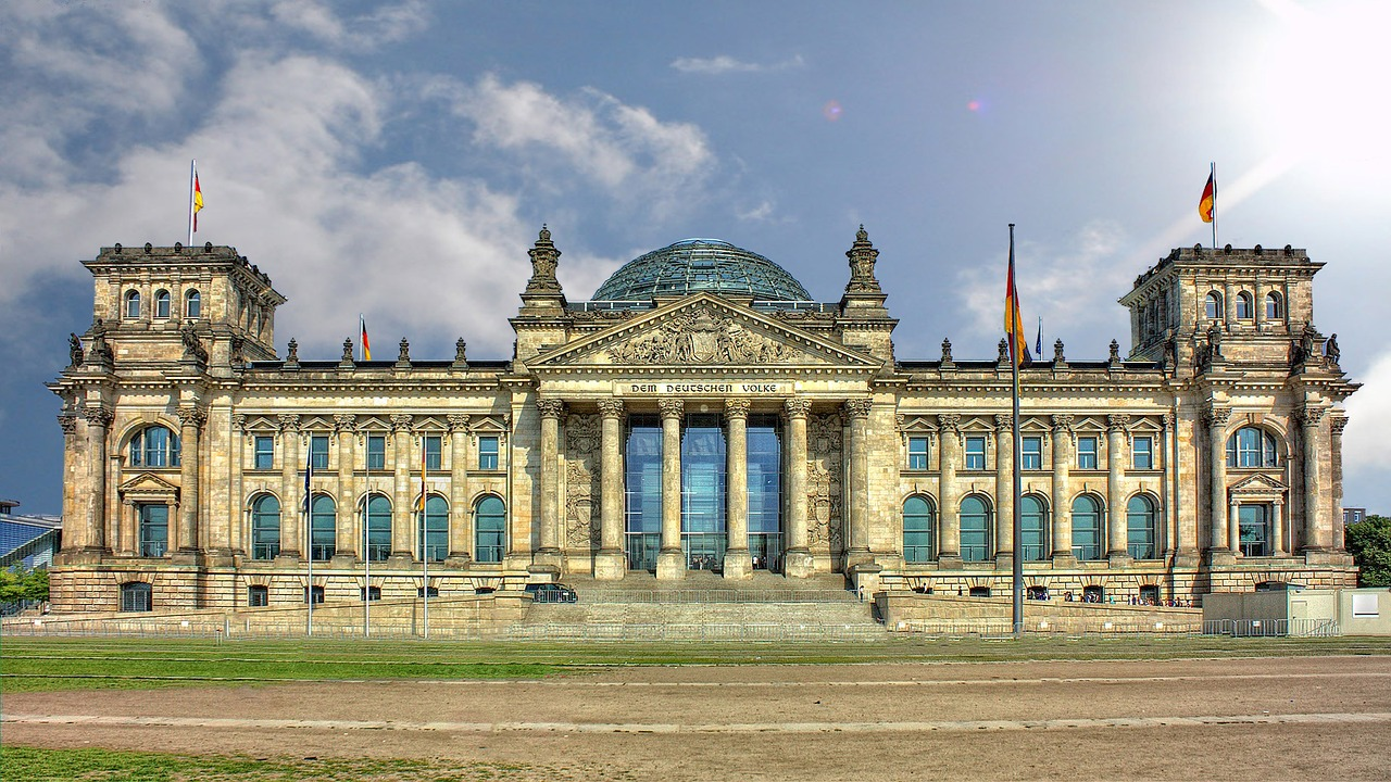 Reichstag, Berlin top attractions