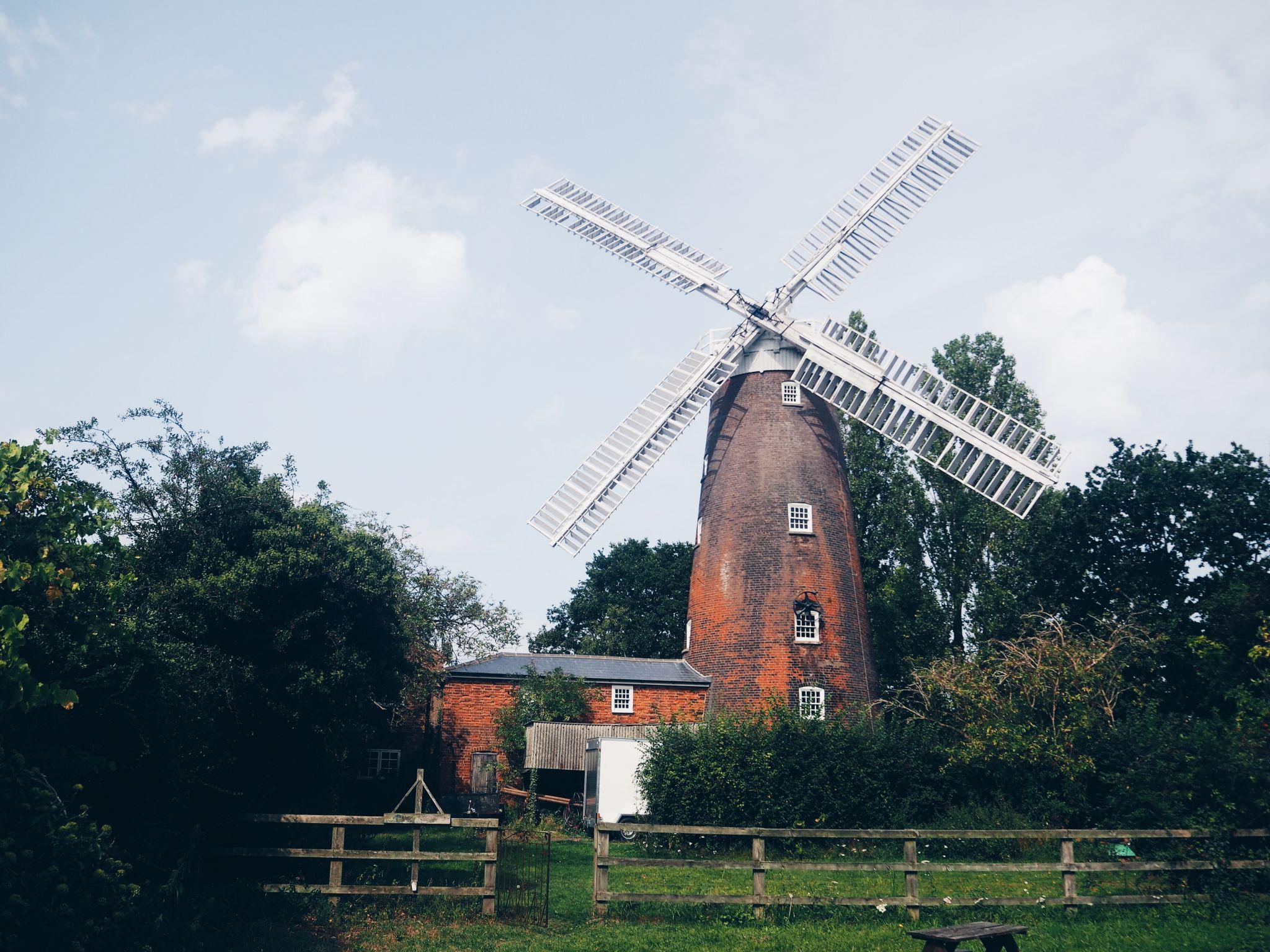 Woodbridge England