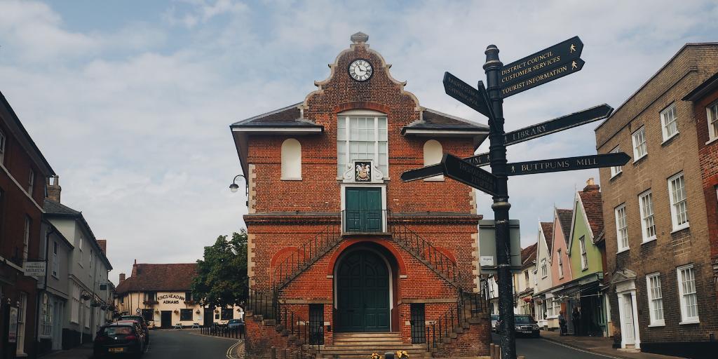 Woodbridge United Kingdom: Things to do